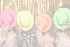 Hintergrund - Fotobox - Party